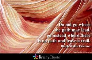 Ralph Waldo Emerson's quote #4