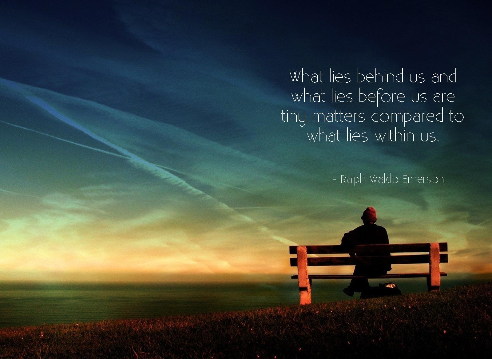 Ralph Waldo Emerson's quote #3