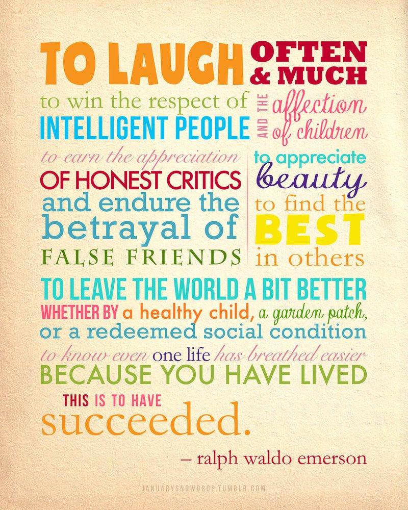 Ralph Waldo Emerson's quote #2