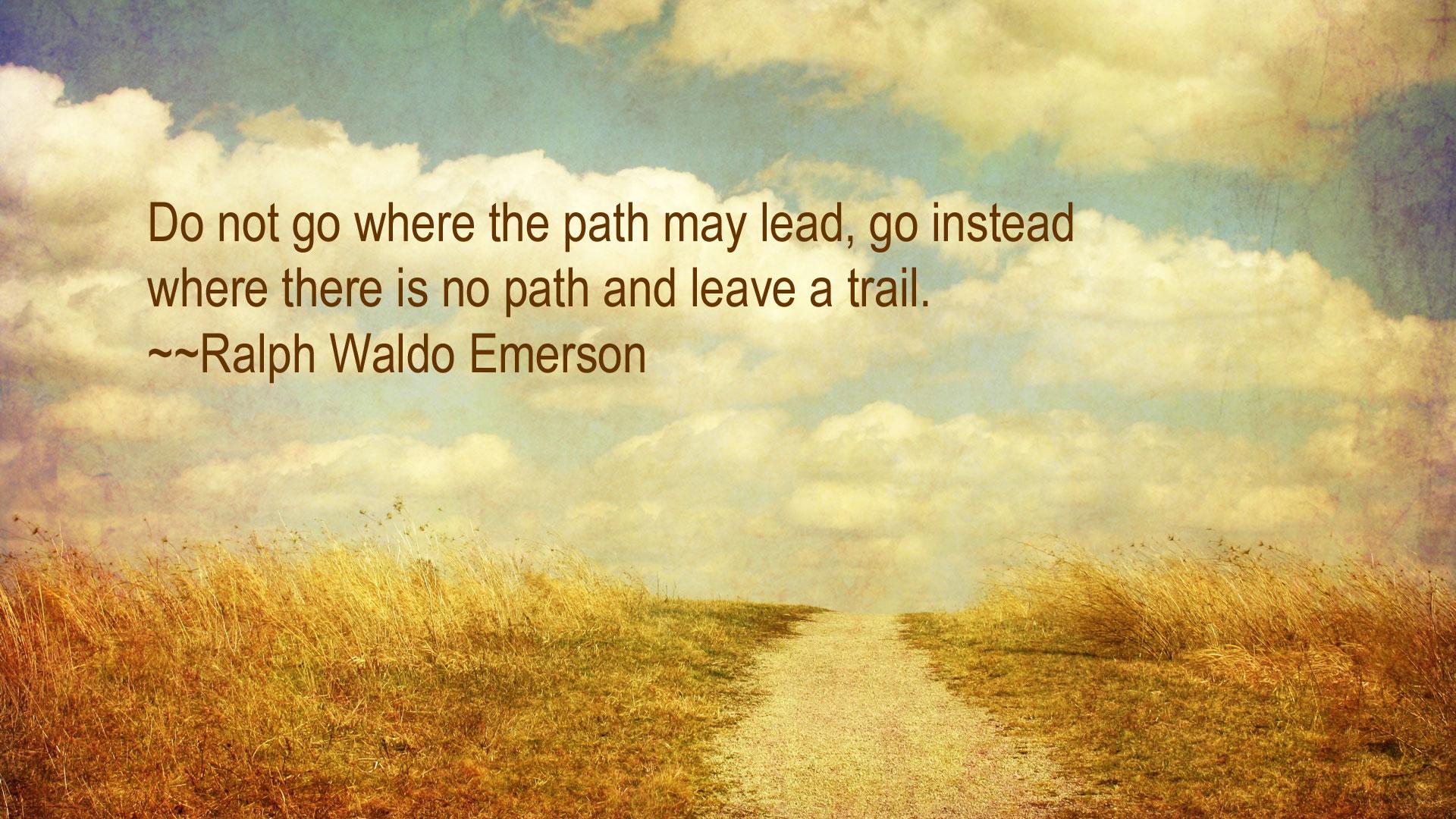 Ralph Waldo Emerson's quote #5