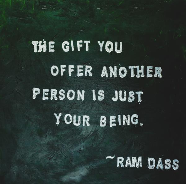 Ram Dass's quote #5