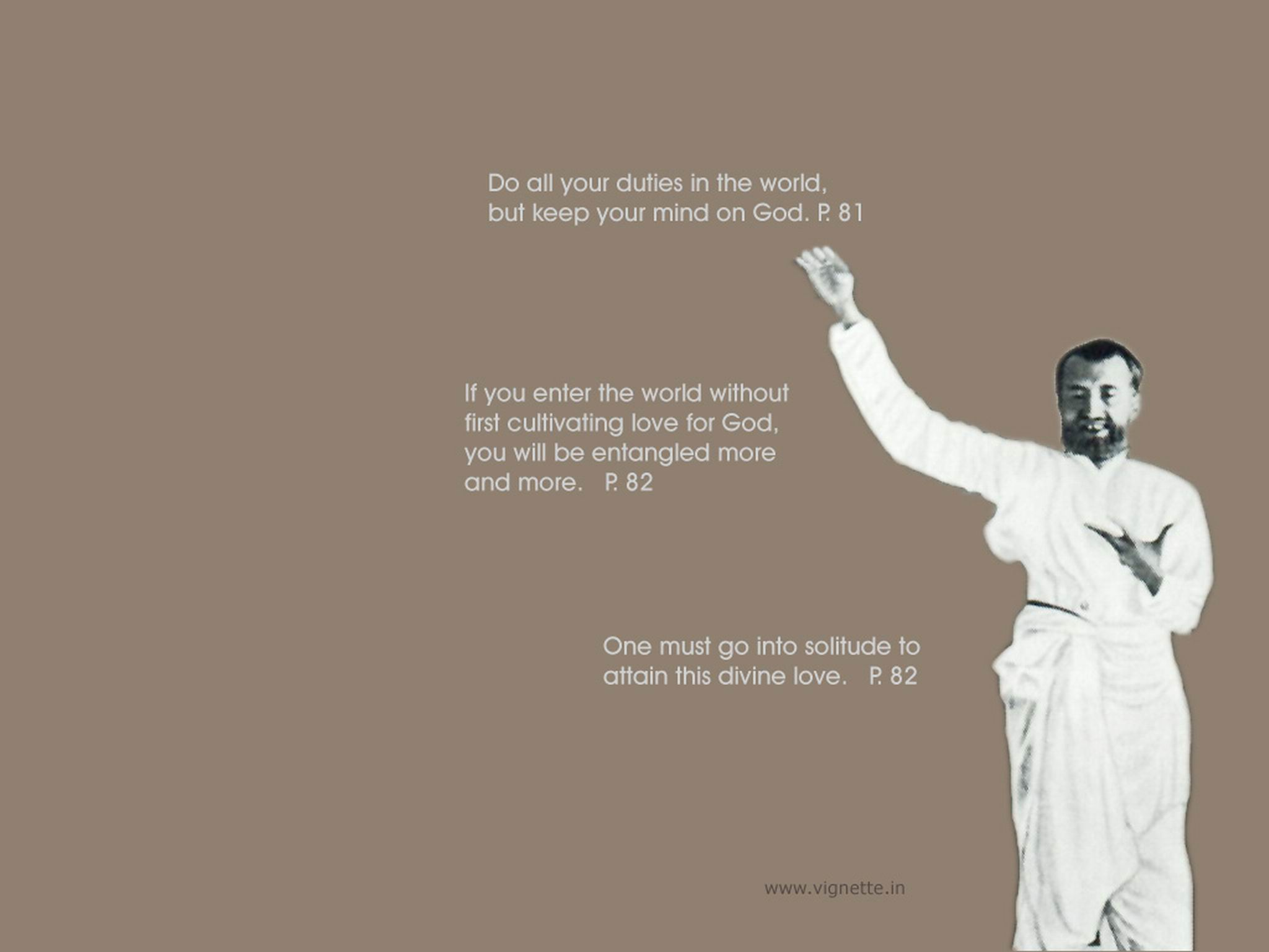Ramakrishna's quote #8