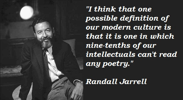 Randall Jarrell's quote #5