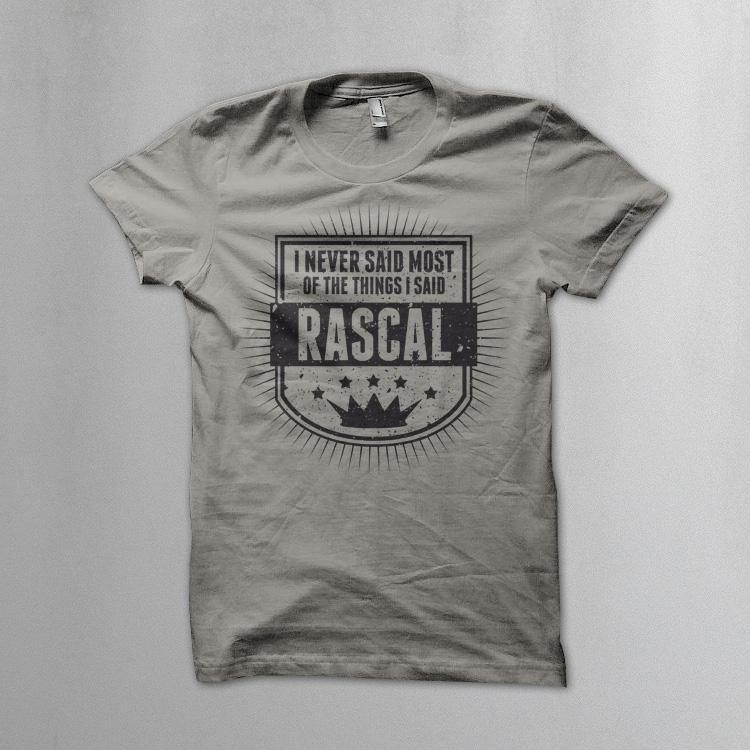 Rascal quote #1