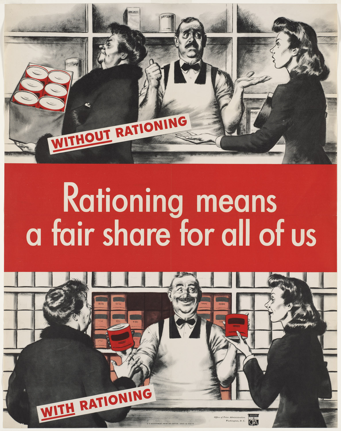 Rationing quote #1