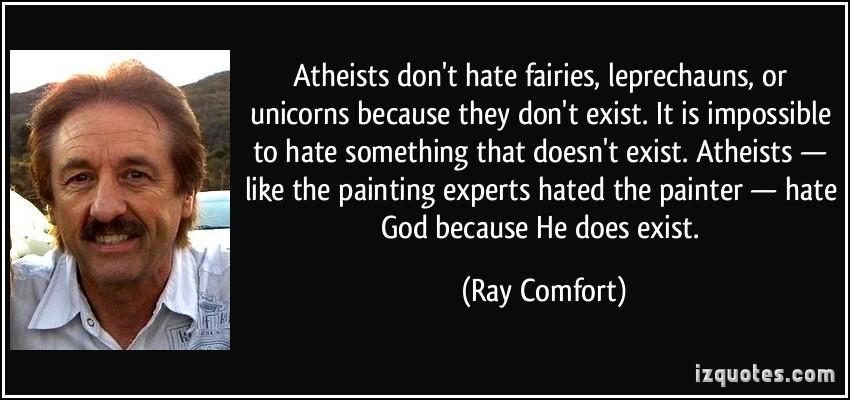 Ray Comfort's quote #7
