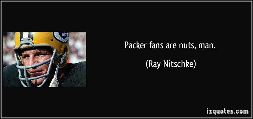 Ray Nitschke's quote #4