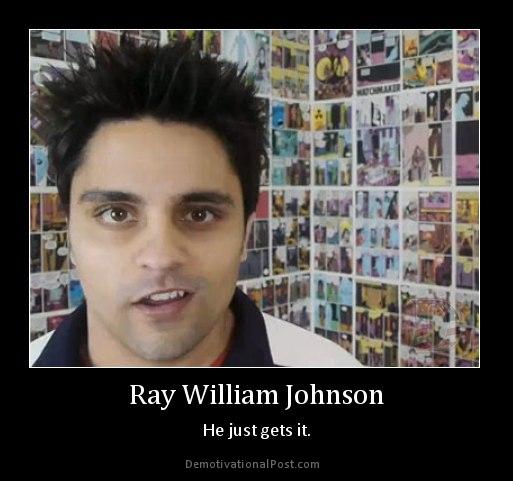 Ray William Johnson's quote #3