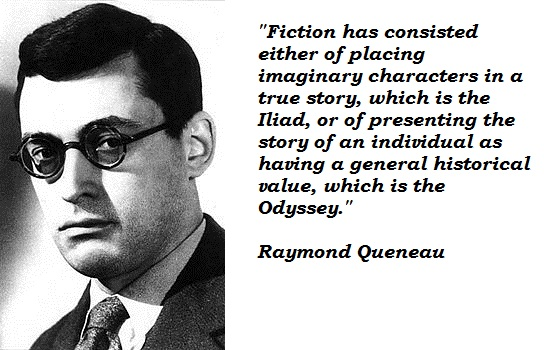 Raymond Queneau's quote #6