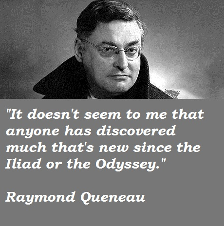 Raymond Queneau's quote #4