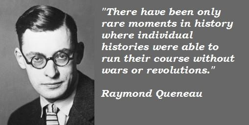 Raymond Queneau's quote #5