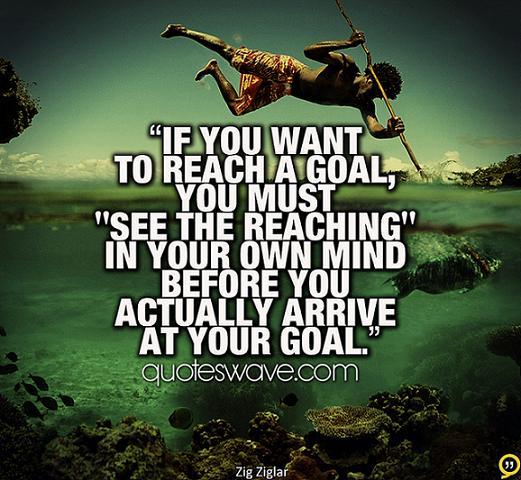 Reaching quote #4