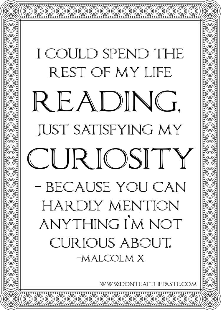 Reading quote #3