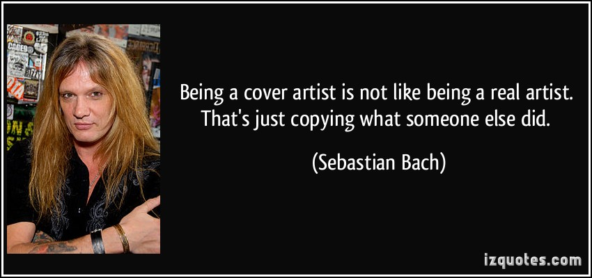 Real Artist quote #1