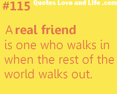 Real Friend Quote #2