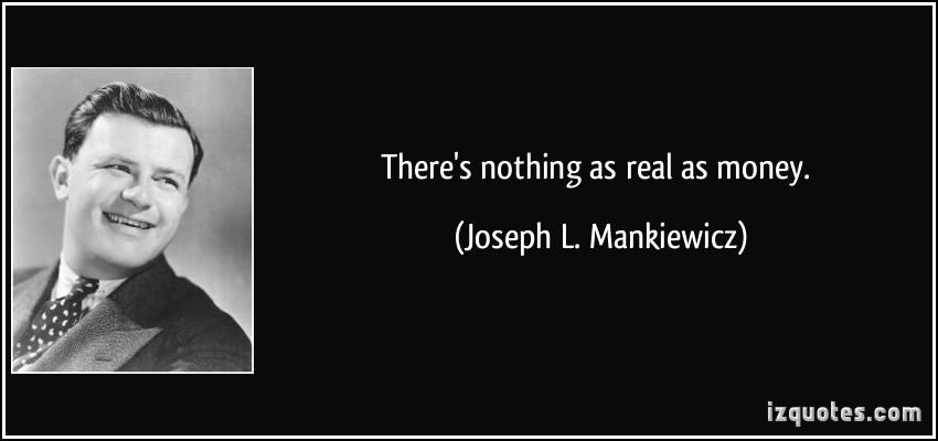 Real Money quote