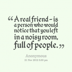 Famous Quotes About Real Person Sualci Quotes