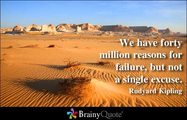 Reasons quote