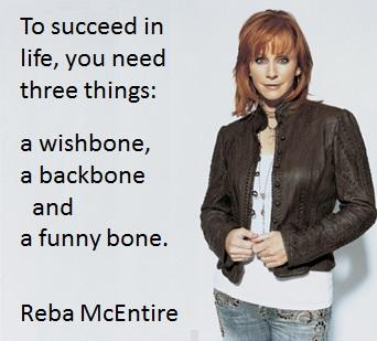 Reba McEntire's quote #6