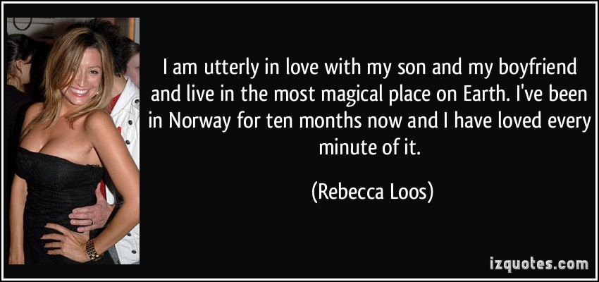 Rebecca Loos's quote #4