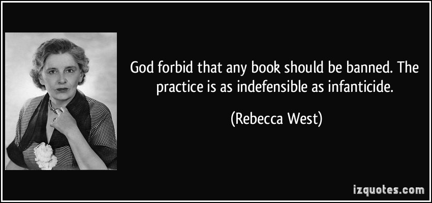Rebecca West's quote #1