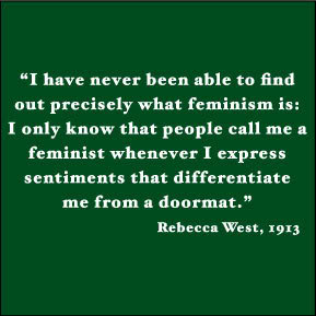 Rebecca West's quote #4