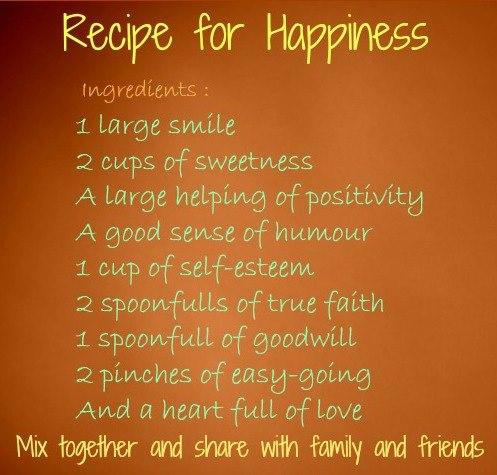 Recipe quote #1