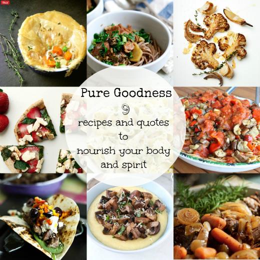 Recipes quote #1