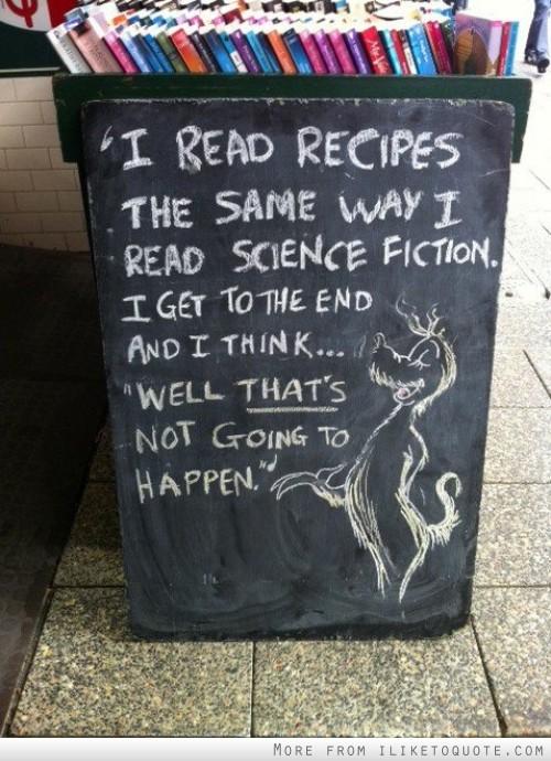 Recipes quote #2