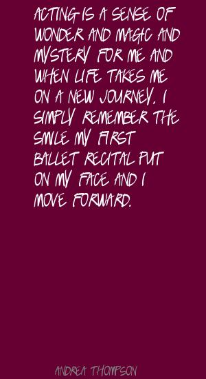 Recital quote #2