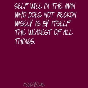 Reckon quote #1