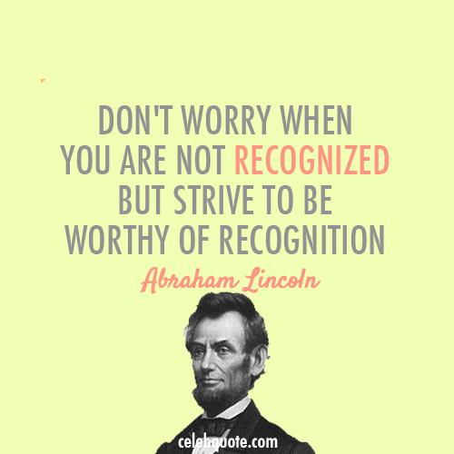 Recognized quote #2
