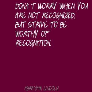 Recognized quote #8