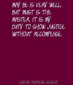 Recompense quote #1