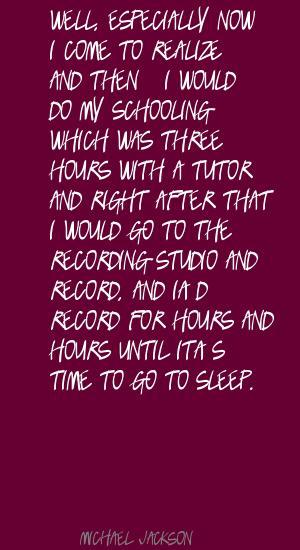 Recording quote #4