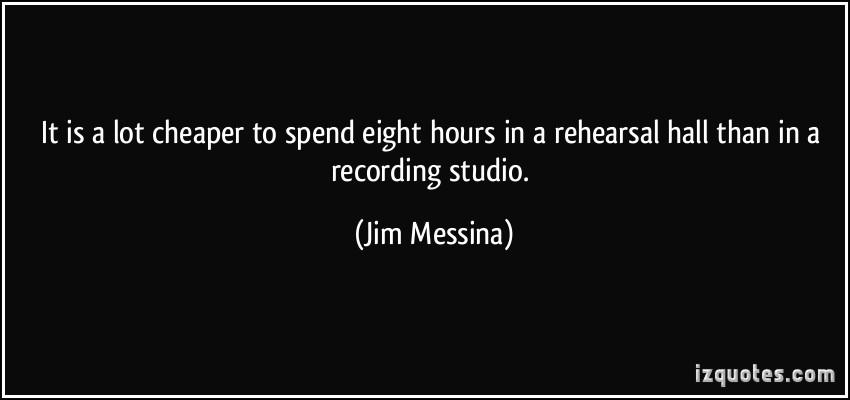 Recording Studio quote #2