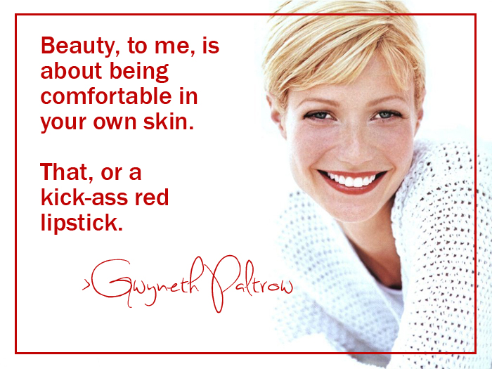 Red Lipstick quote #2