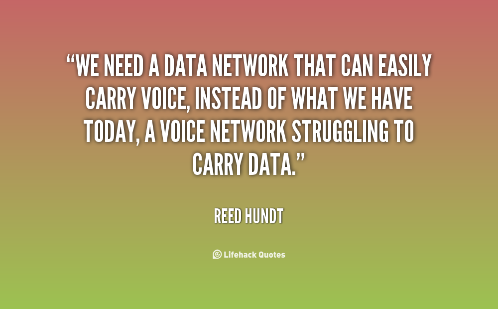 Reed Hundt's quote #4