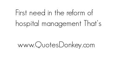 Reform quote #2
