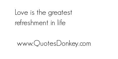Refreshment quote #2