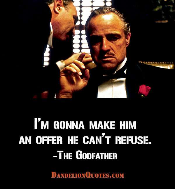 Refuse quote #6