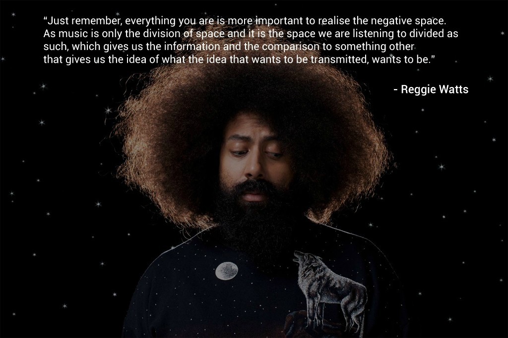 Reggie Watts's quote #1