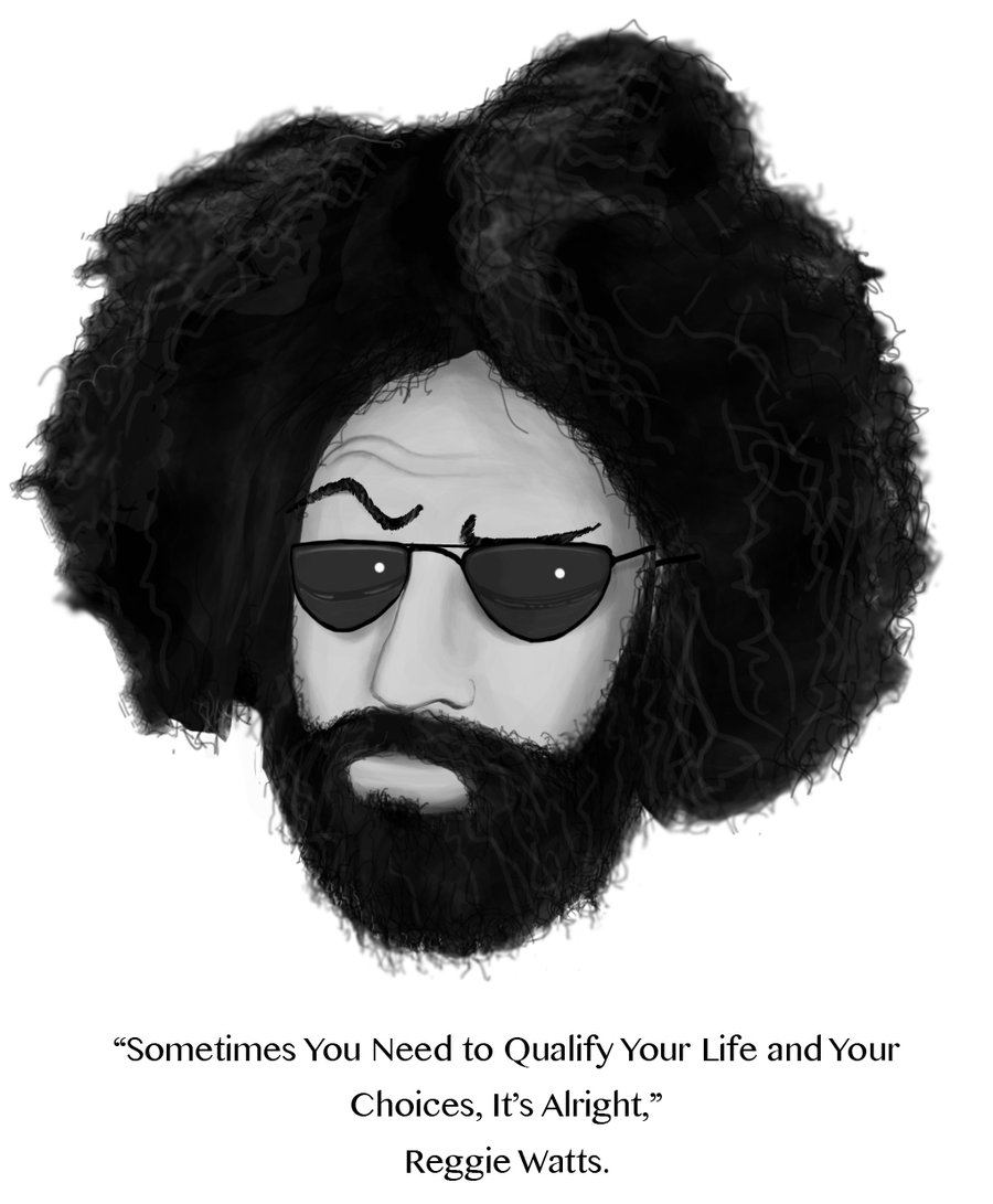 Reggie Watts's quote #3