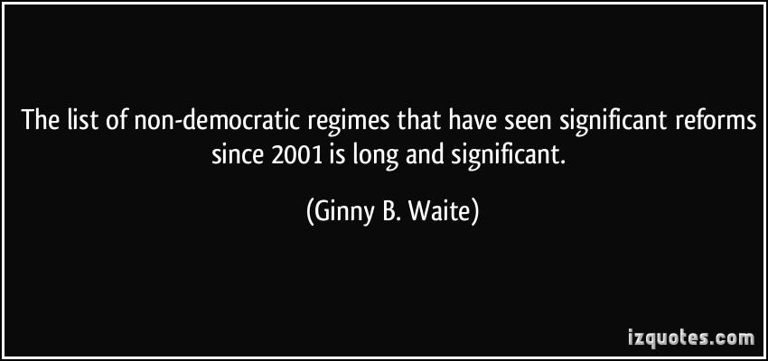 Regimes quote #1