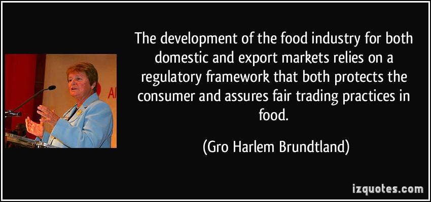 Regulatory quote #2