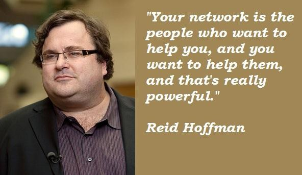 Reid Hoffman's quote #8