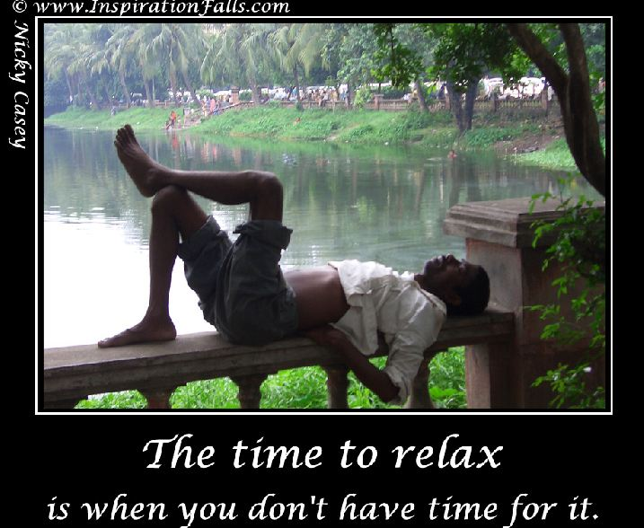 Relax quote #1