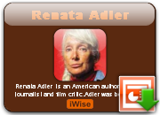 Renata Adler's quote #2