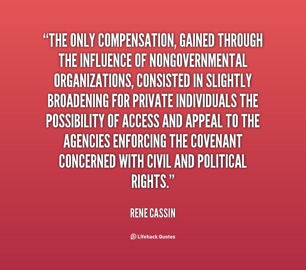 Rene Cassin's quote #1