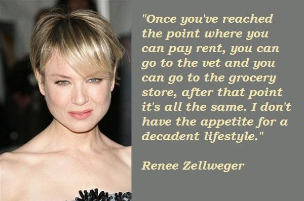 Renee Zellweger's quote #2